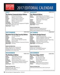 Maritime Reporter Magazine, page 64,  Jun 2017