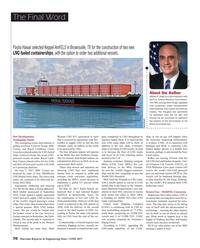 Maritime Reporter Magazine, page 70,  Jun 2017