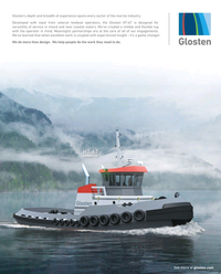 Maritime Reporter Magazine, page 3rd Cover,  Jun 2017