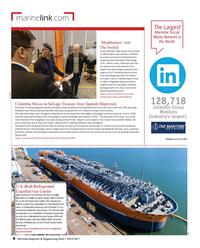 Maritime Reporter Magazine, page 8,  Jul 2017