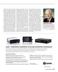 Maritime Reporter Magazine, page 13,  Jul 2017