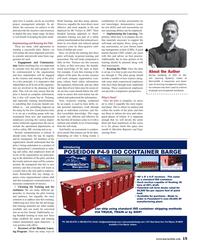 Maritime Reporter Magazine, page 15,  Jul 2017