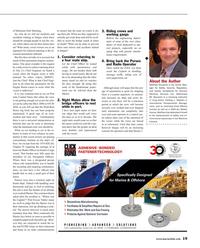 Maritime Reporter Magazine, page 19,  Jul 2017