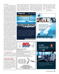 Maritime Reporter Magazine, page 37,  Jul 2017