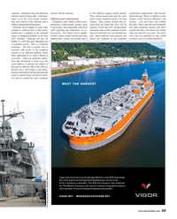 Maritime Reporter Magazine, page 29,  Aug 2017