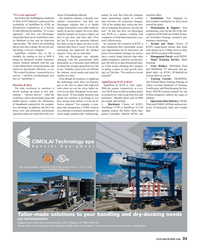 Maritime Reporter Magazine, page 31,  Aug 2017