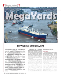 Maritime Reporter Magazine, page 42,  Aug 2017