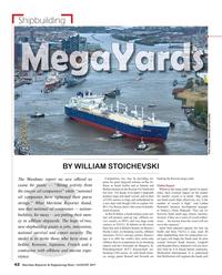 Maritime Reporter Magazine, page 42,  Aug 2017