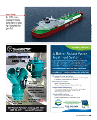 Maritime Reporter Magazine, page 43,  Aug 2017