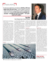Maritime Reporter Magazine, page 44,  Aug 2017