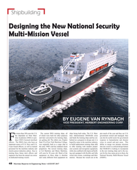 Maritime Reporter Magazine, page 48,  Aug 2017