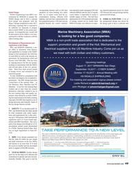Maritime Reporter Magazine, page 49,  Aug 2017