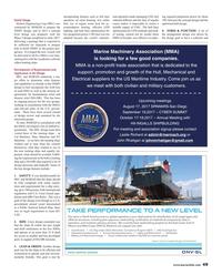 Maritime Reporter Magazine, page 49,  Aug 2017