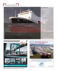 Maritime Reporter Magazine, page 50,  Aug 2017