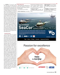 Maritime Reporter Magazine, page 53,  Aug 2017