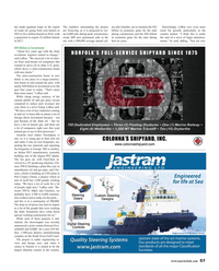 Maritime Reporter Magazine, page 57,  Aug 2017