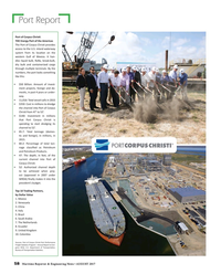 Maritime Reporter Magazine, page 58,  Aug 2017