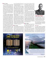 Maritime Reporter Magazine, page 73,  Aug 2017