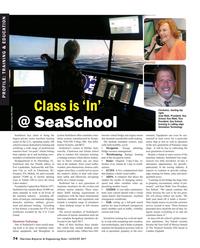 Maritime Reporter Magazine, page 74,  Aug 2017