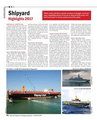 Maritime Reporter Magazine, page 76,  Aug 2017