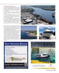 Maritime Reporter Magazine, page 79,  Aug 2017