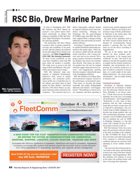 Maritime Reporter Magazine, page 84,  Aug 2017
