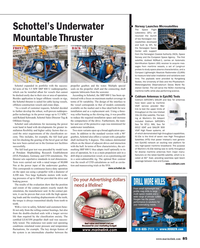 Maritime Reporter Magazine, page 85,  Aug 2017