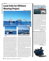 Maritime Reporter Magazine, page 86,  Aug 2017