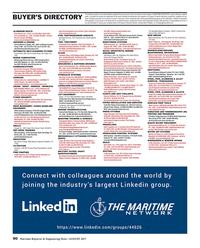Maritime Reporter Magazine, page 90,  Aug 2017