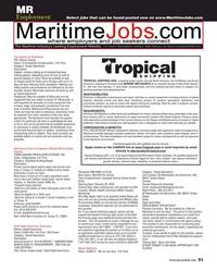 Maritime Reporter Magazine, page 91,  Aug 2017