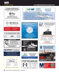 Maritime Reporter Magazine, page 92,  Aug 2017