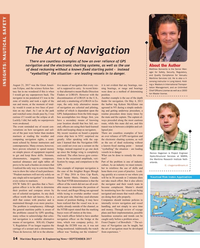 Maritime Reporter Magazine, page 14,  Sep 2017