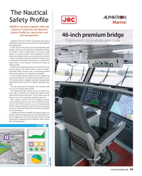 Maritime Reporter Magazine, page 15,  Sep 2017