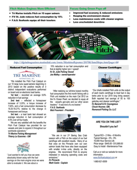 Maritime Reporter Magazine, page 2nd Cover,  Sep 2017
