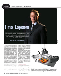 Maritime Reporter Magazine, page 20,  Sep 2017