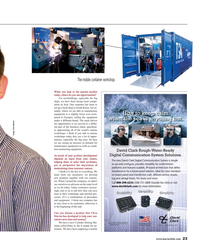 Maritime Reporter Magazine, page 23,  Sep 2017
