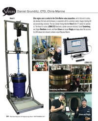 Maritime Reporter Magazine, page 24,  Sep 2017