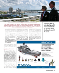 Maritime Reporter Magazine, page 27,  Sep 2017