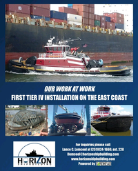 Maritime Reporter Magazine, page 1,  Sep 2017