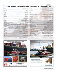 Maritime Reporter Magazine, page 41,  Sep 2017