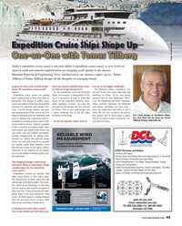 Maritime Reporter Magazine, page 45,  Sep 2017