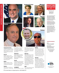 Maritime Reporter Magazine, page 4,  Sep 2017