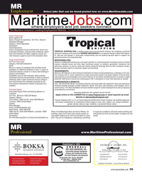 Maritime Reporter Magazine, page 59,  Sep 2017