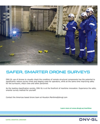 Maritime Reporter Magazine, page 4th Cover,  Sep 2017
