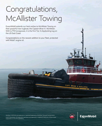 Maritime Reporter Magazine, page 7,  Sep 2017