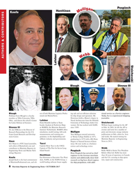 Maritime Reporter Magazine, page 8,  Oct 2017