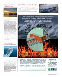 Maritime Reporter Magazine, page 11,  Oct 2017
