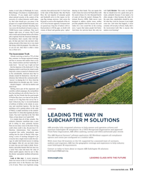 Maritime Reporter Magazine, page 13,  Oct 2017