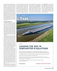Maritime Reporter Magazine, page 13,  Oct 2017