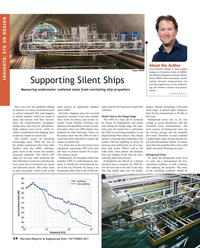 Maritime Reporter Magazine, page 14,  Oct 2017